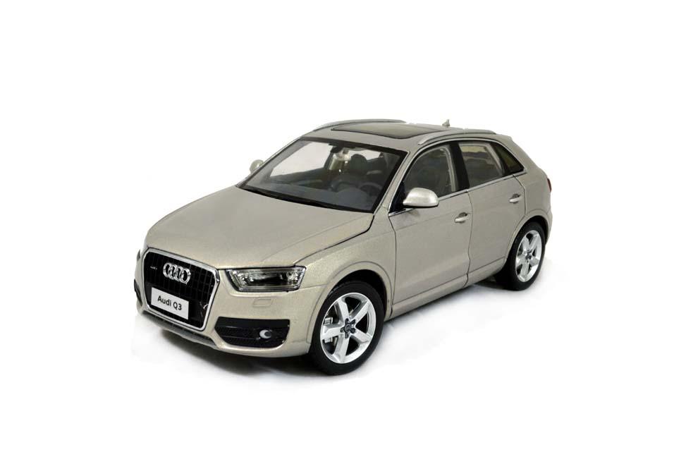 Audi Q3 2012 1/18 Scale Diecast Model Car Wholesale