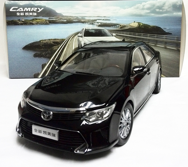 Toyota Camry 2011 1 18 Scale Diecast Model Car Wholesale