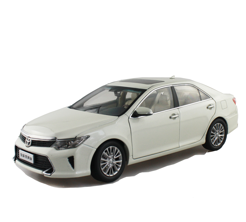 2011 Toyota Camry White >> Toyota Camry 2011 1/18 Scale Diecast Model Car Wholesale - Paudi Model