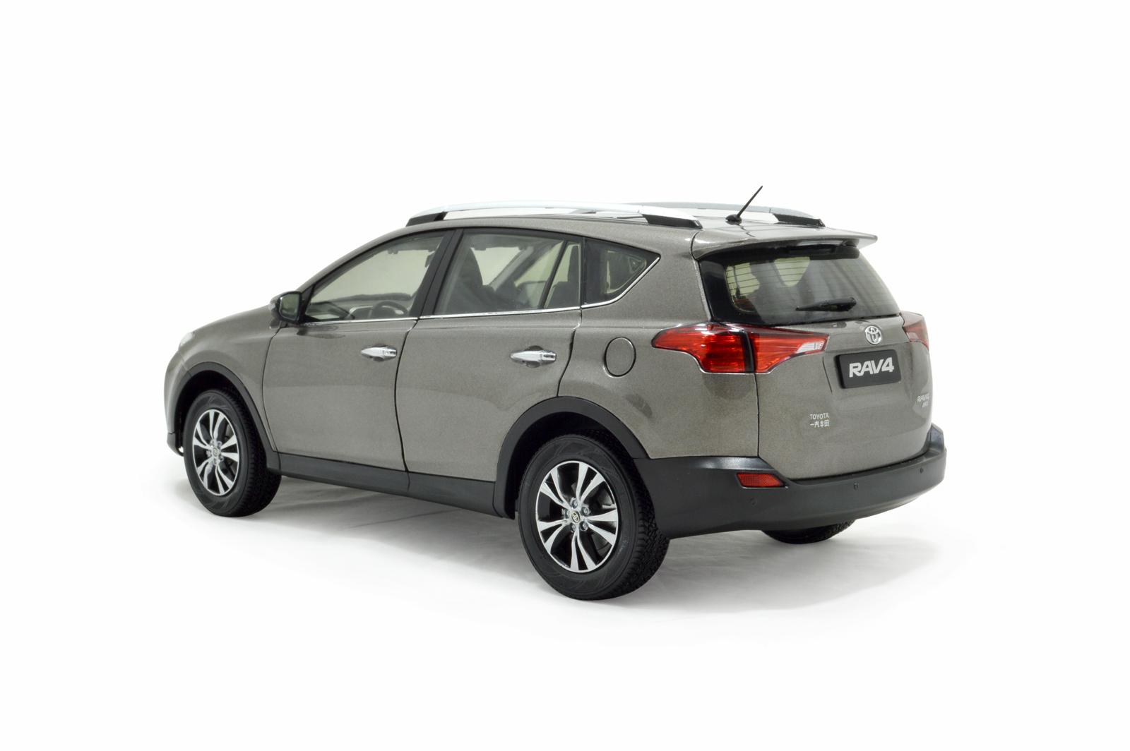Toyota Rav4 2014 1 18 Scale Diecast Model Car Wholesale