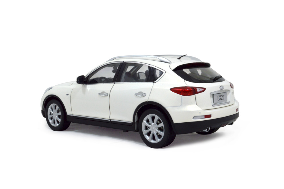 Infiniti EX25 2013 1:18 Scale Diecast Model Car 6