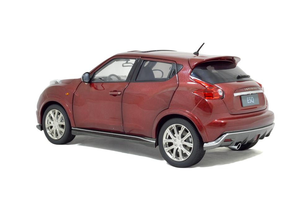 Infiniti ESQ 2014 1/18 Scale Diecast Model Car 9