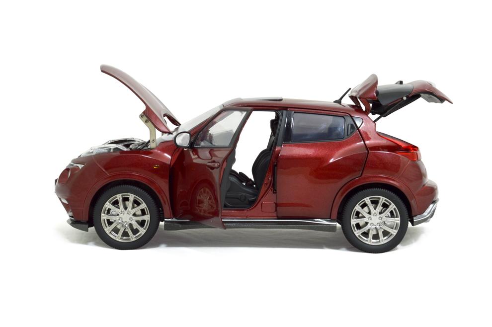 Infiniti ESQ 2014 1/18 Scale Diecast Model Car 7