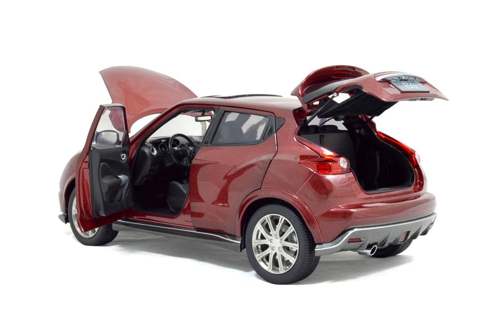 Infiniti ESQ 2014 1/18 Scale Diecast Model Car 6