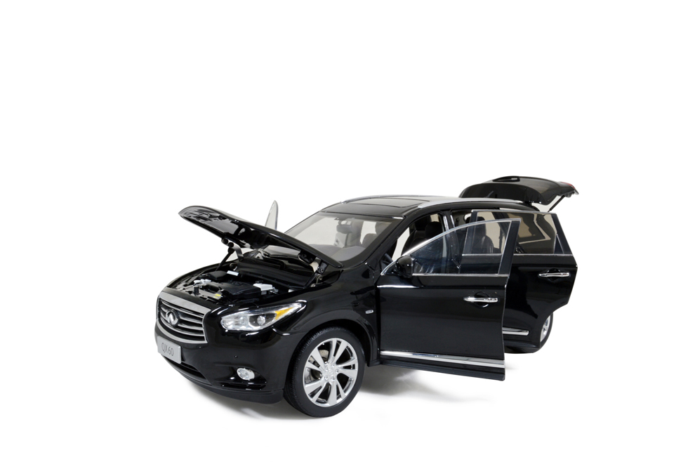 Infiniti QX60 2014 1/18 Scale Diecast Model Car 7