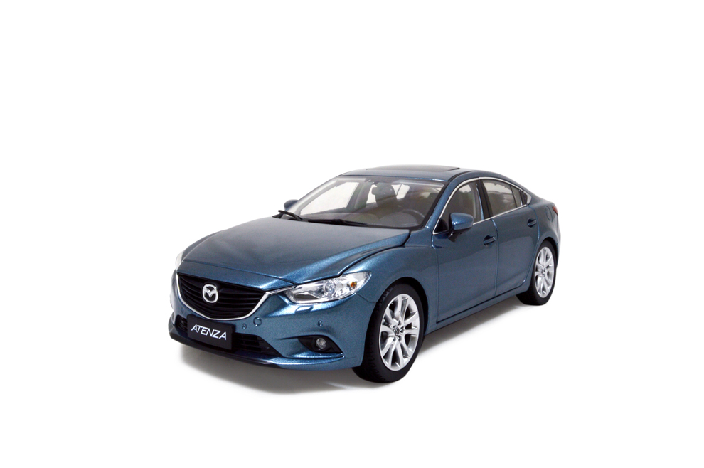 Mazda 6 Atenza 2014 1 18 Scale Diecast Model Car Wholesale