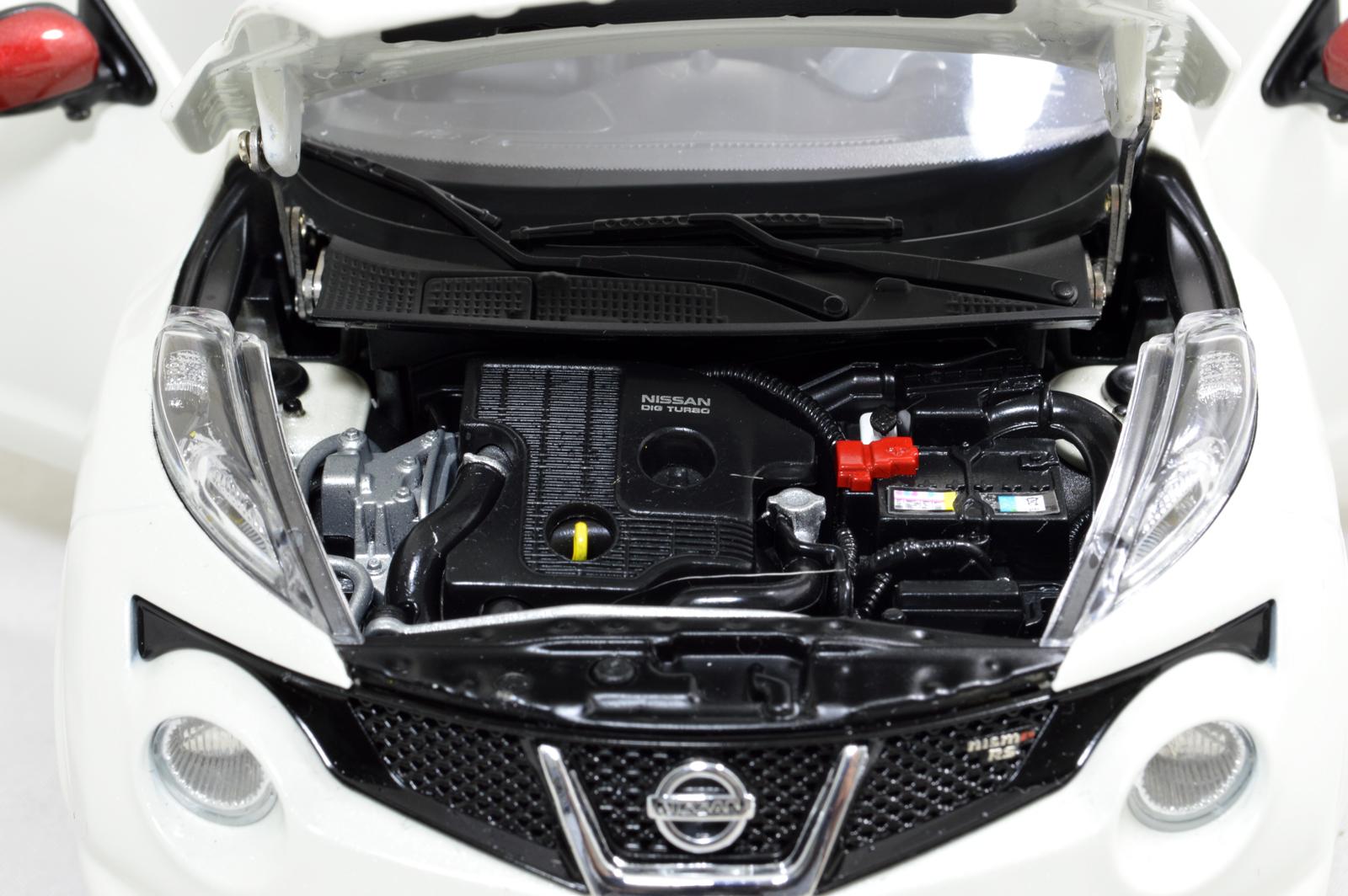 Nissan Juke Nismo RS 2014 1/18 Scale Diecast Model Car Wholesale 6
