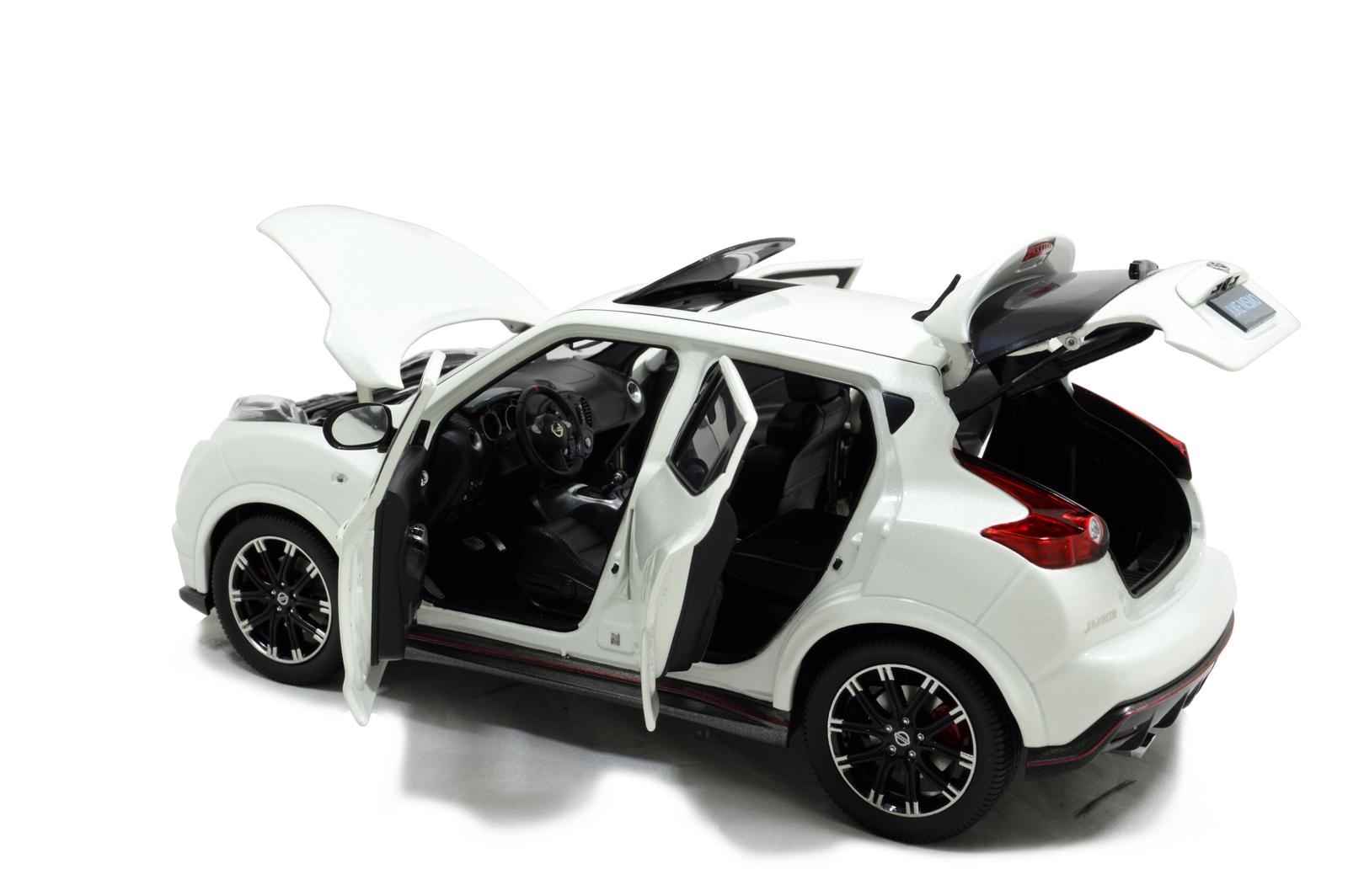 Nissan Juke Nismo RS 2014 1/18 Scale Diecast Model Car Wholesale 16