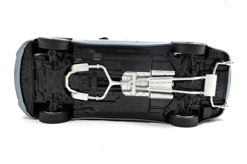 1/18 Scale Skyline 350 GT Hybrid 2015 Diecast Model Car 19