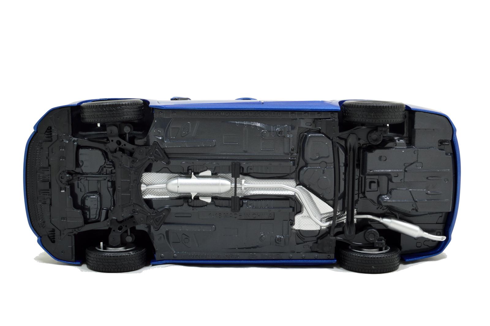 Toyota Corolla 2014 1/18 Scale Diecast Model Car Wholesale 13