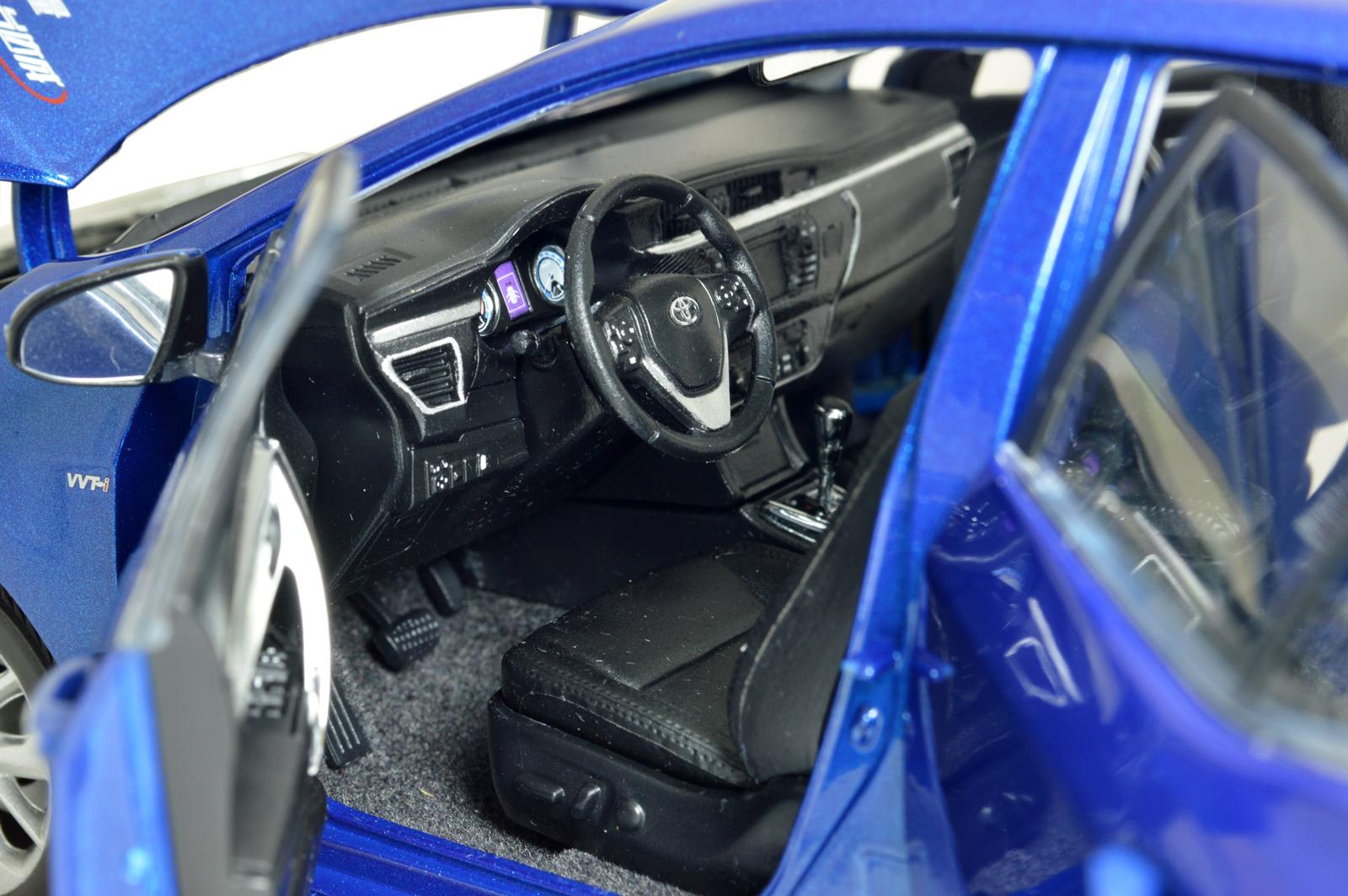 Toyota Corolla 2014 1/18 Scale Diecast Model Car Wholesale 9
