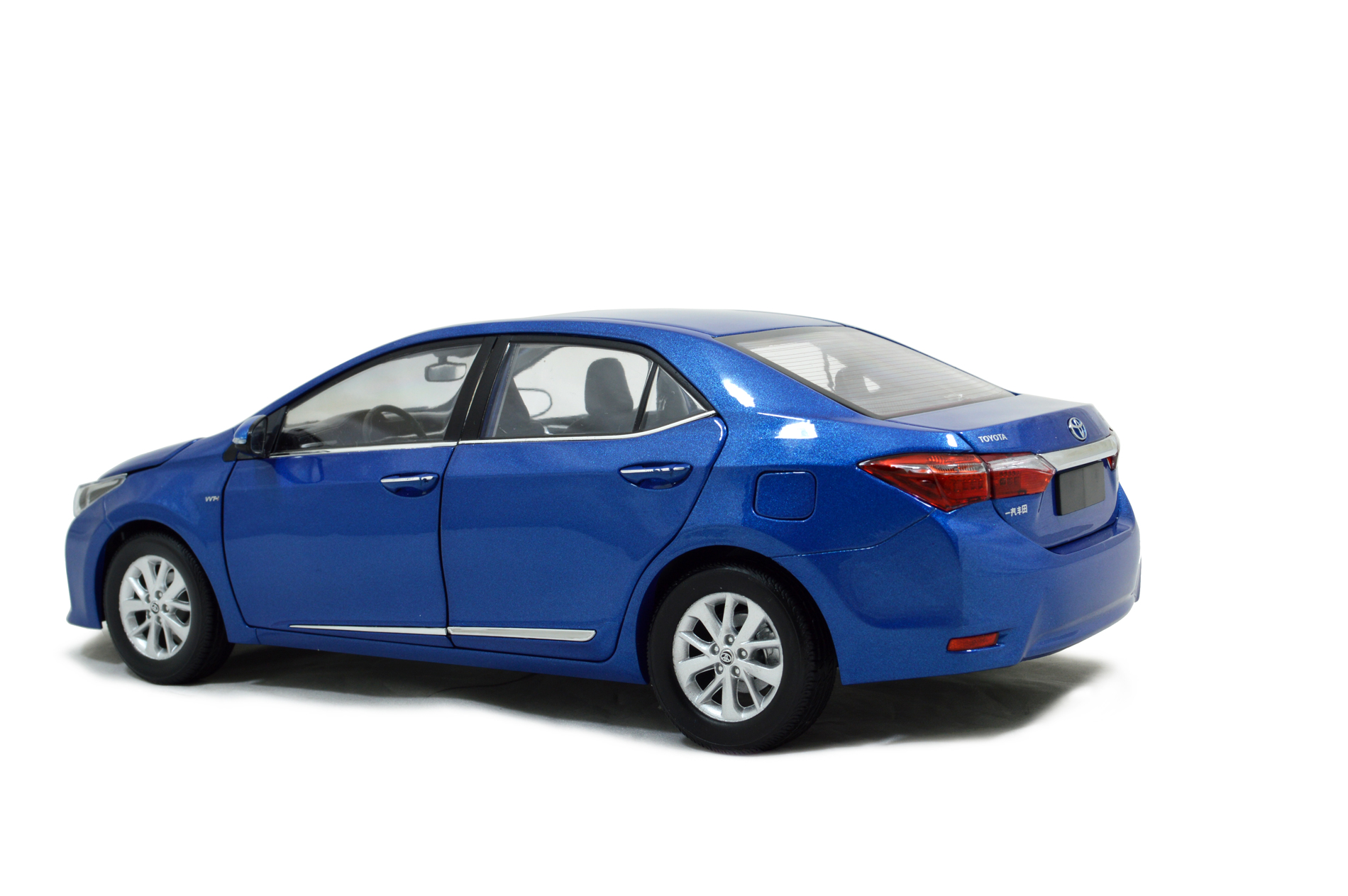Toyota Corolla 2014 1/18 Scale Diecast Model Car Wholesale ...