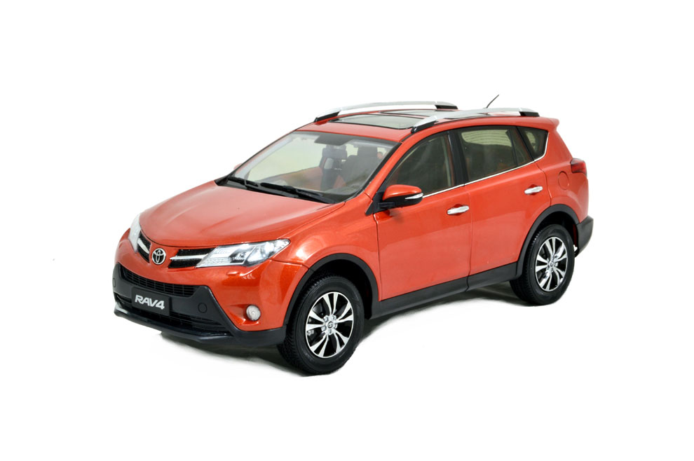Toyota Rav4 2014 1 18 Scale Diecast Model Car Wholesale