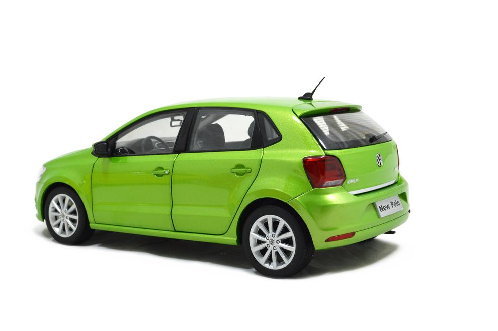 VW Volkswagen Polo 2014 1/18 Scale Diecast Model Car Wholesale - Paudi Model