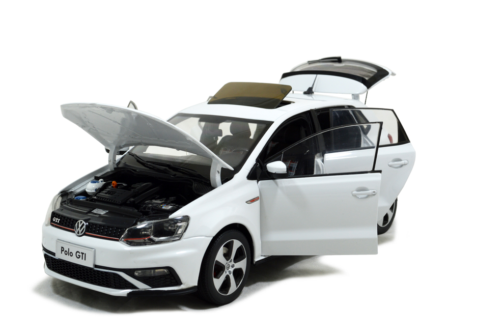 Category/volkswagen >> New Volkswagen Polo GTI 2015 1/18 Scale Diecast Model Car