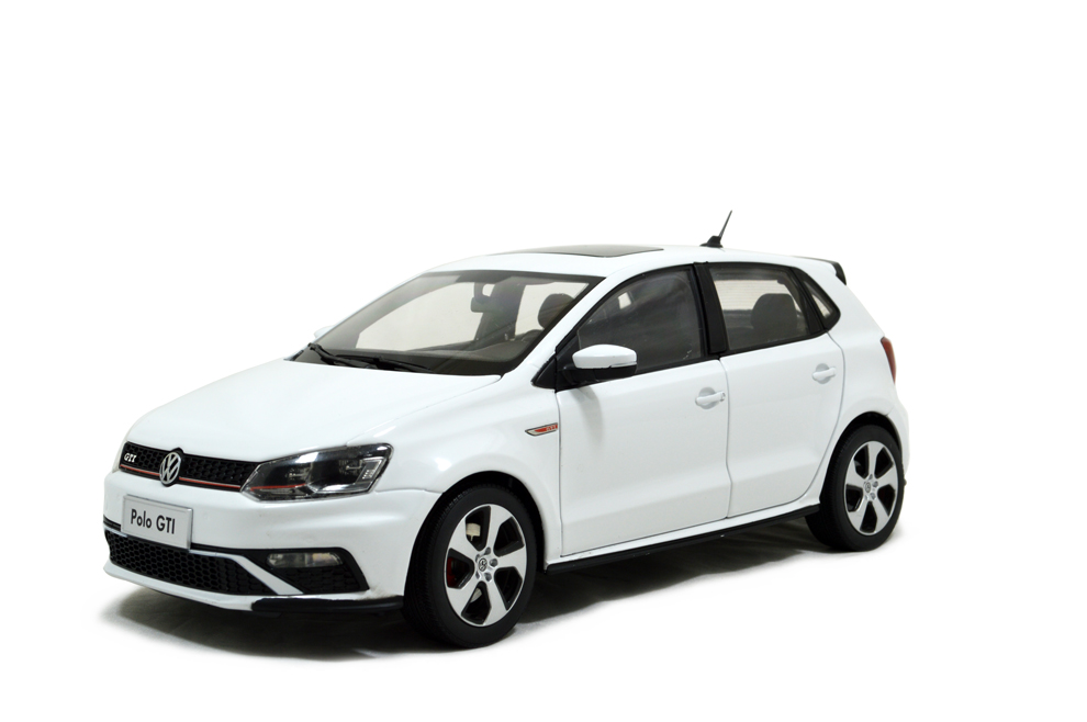 Wholesale Car Parts >> New Volkswagen Polo GTI 2015 1/18 Scale Diecast Model Car Wholesale - Paudi Model