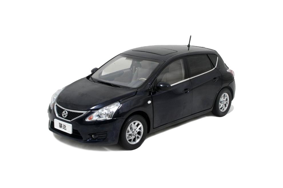 Nissan Tiida 2011 1/18 Scale Diecast Model Car Wholesale 4