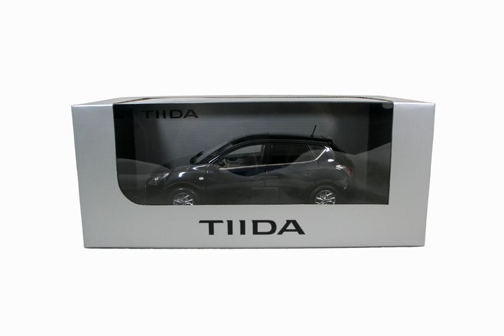 Nissan Tiida 2011 1/18 Scale Diecast Model Car Wholesale 13
