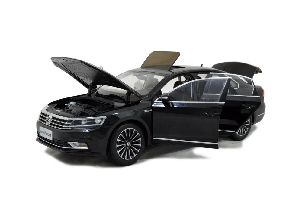 VW Volkswagen New Passat 2016 1/18 Scale Diecast Model Car Wholesale - Paudi Model