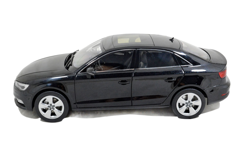 Clear Choice Reviews >> Audi A3 Sedan 1/18 Scale Diecast Model Car Wholesale ...
