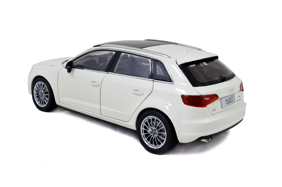 Audi A3 Hatchback 1 18 Scale Diecast Model Car Wholesale