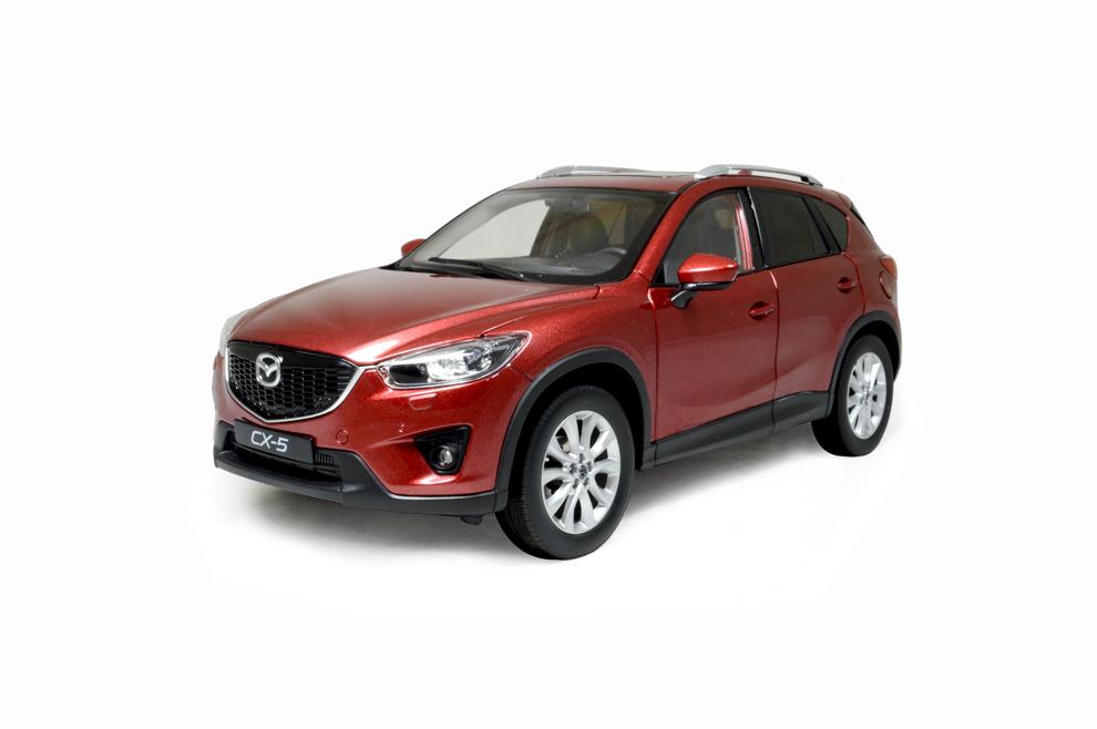 Mazda Cx 5 Color Code >> Mazda CX5 2013 1/18 Scale Diecast Model Car Wholesale - Paudi Model