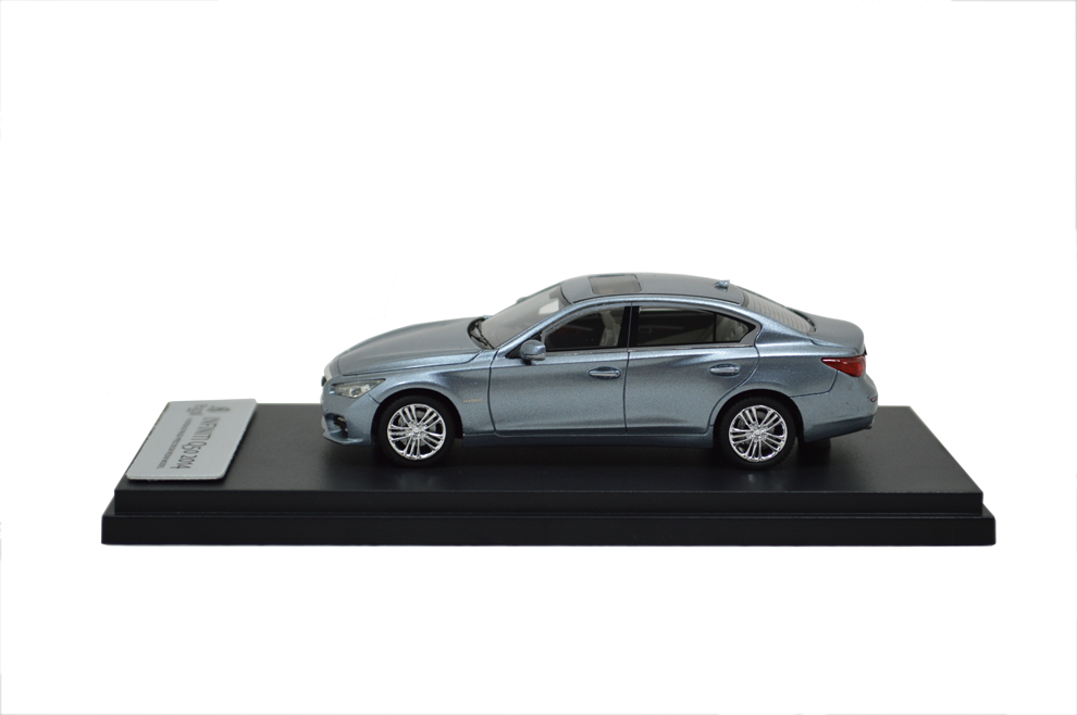 Infiniti Q50 2014 Resin 1/43 Scale Model Car(limit 150PCS) 9