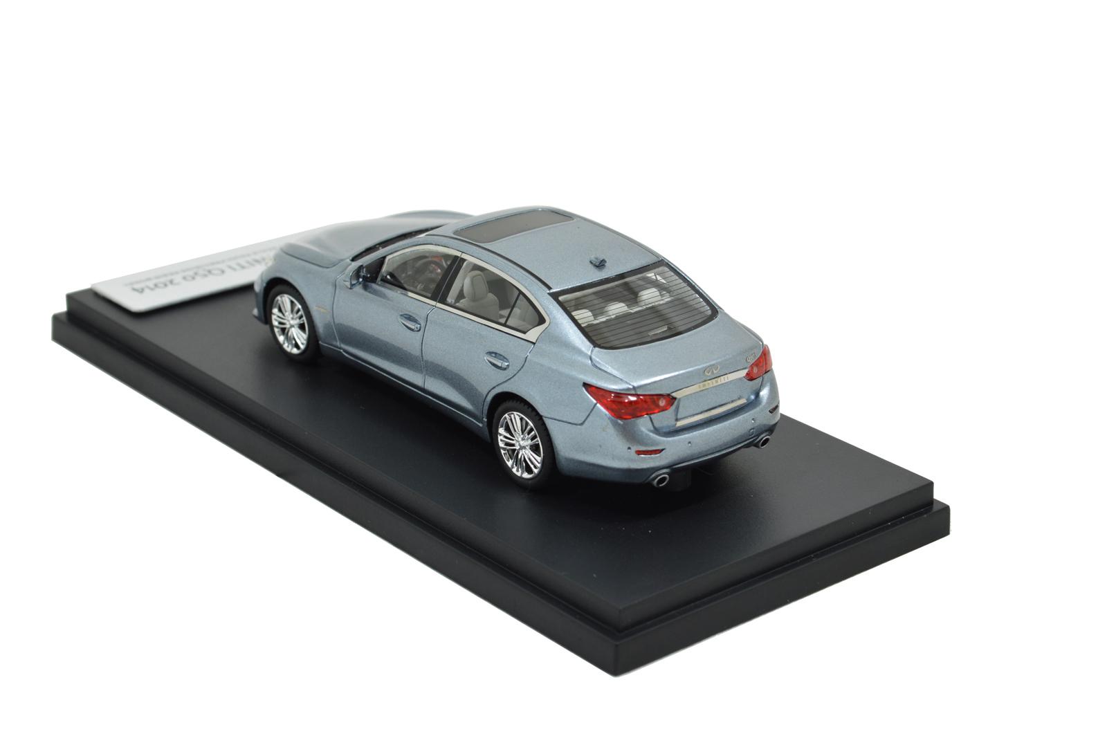 Infiniti Q50 2014 Resin 1/43 Scale Model Car(limit 150PCS) 11