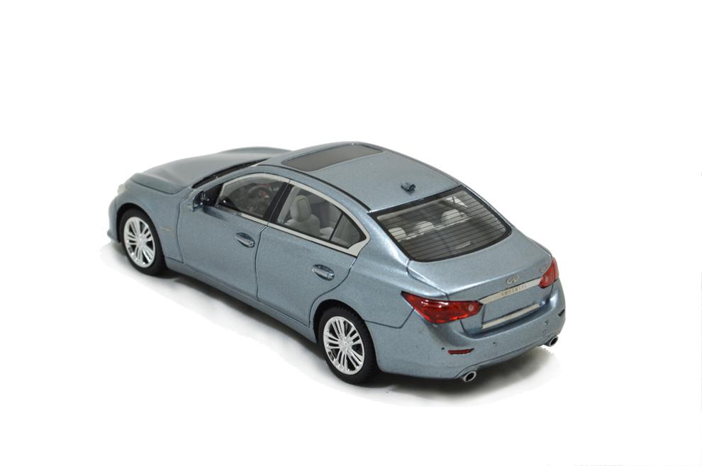Infiniti Q50 2014 Resin 1/43 Scale Model Car(limit 150PCS) 13