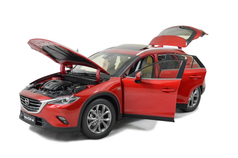 Mazda Cx 4 2016 1 18 Scale Diecast Model Car Wholesale