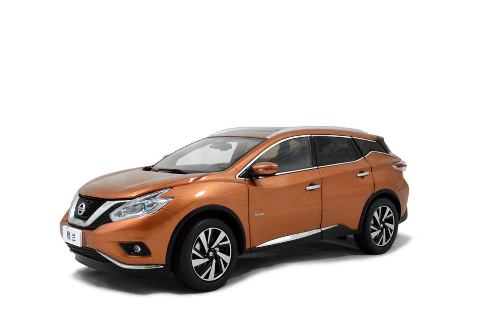 Nissan Murano 2015 1/18 Scale Diecast Model Car Wholesale 5