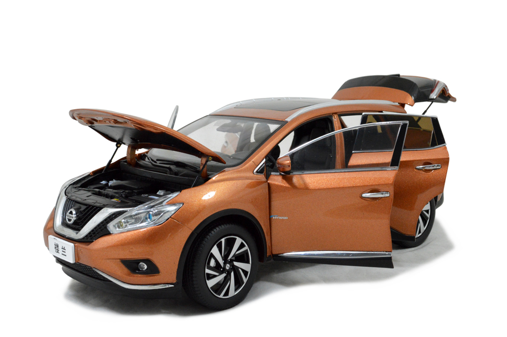 Nissan Murano 2015 1/18 Scale Diecast Model Car Wholesale 8