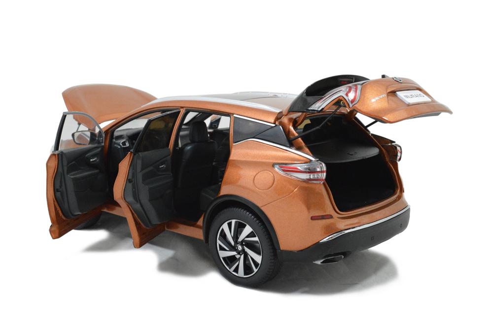 Nissan Murano 2015 1/18 Scale Diecast Model Car Wholesale 9