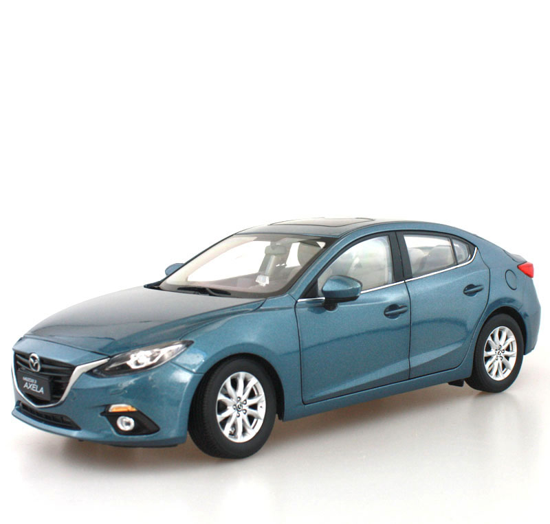 Mazda Axela Hatchback 1 18 Scale Diecast Model Car Wholesale