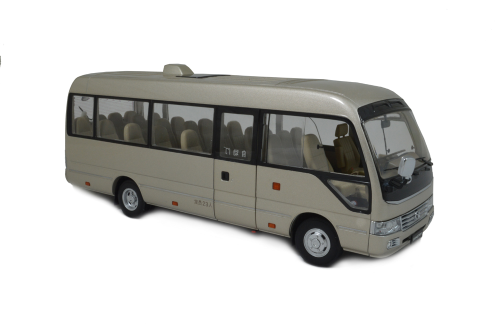 Toyota coaster models
