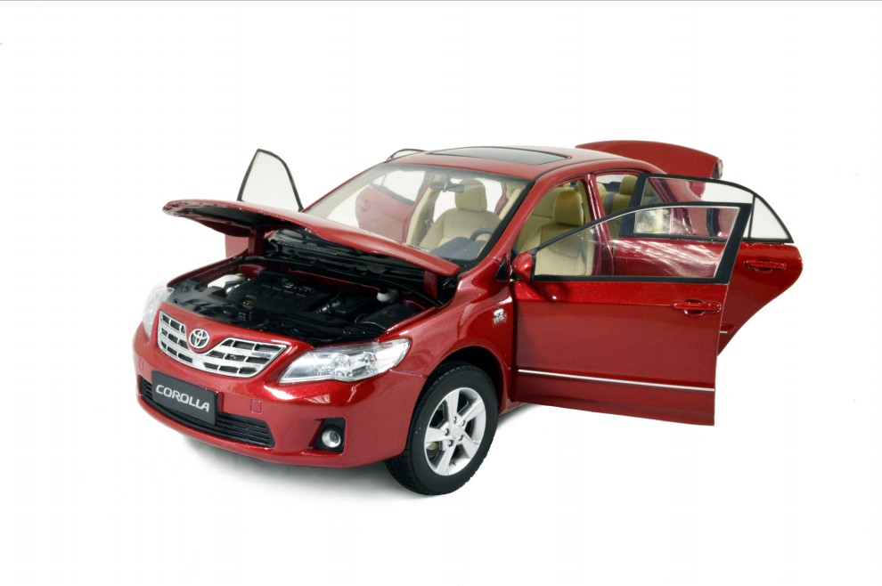 Toyota Corolla 2011 1 18 Scale Diecast Model Car Wholesale