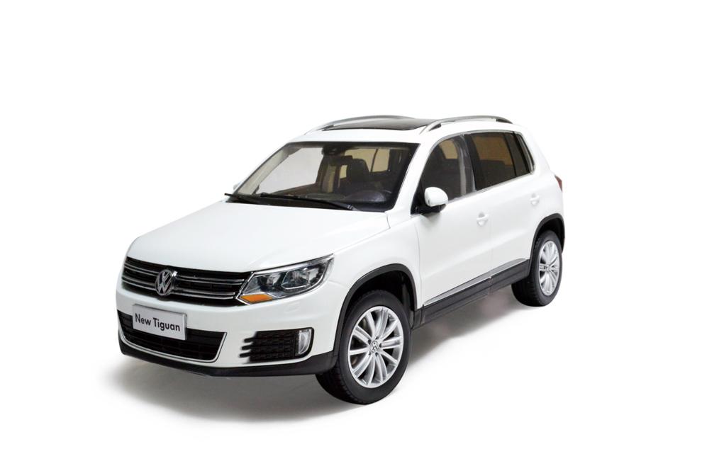 Volkswagen Tiguan 2013 1/18 Scale Diecast Model Car Wholesale 7