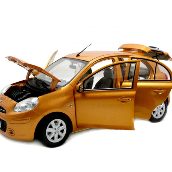 wholesale 1 18 scale nissan march 2010 diecast model car diecast model cars wholesale. Black Bedroom Furniture Sets. Home Design Ideas