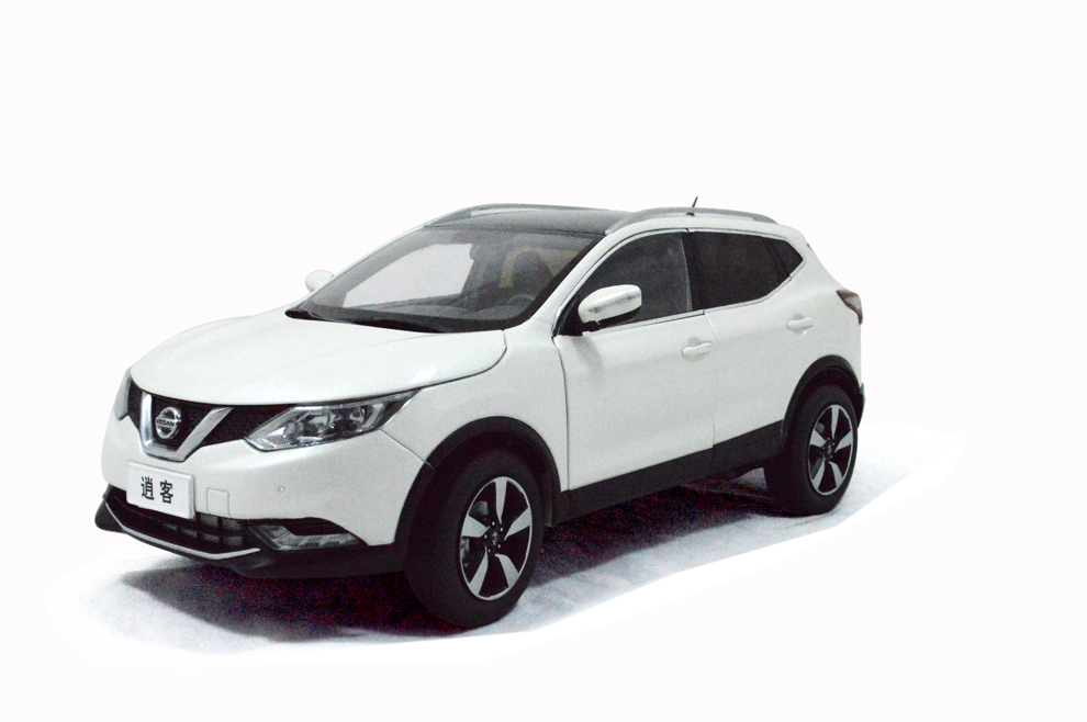 nissan qashqai 2015 1 18 scale diecast model car wholesale paudi model diecast model cars. Black Bedroom Furniture Sets. Home Design Ideas