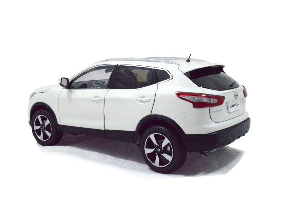 nissan qashqai 2015 1 18 scale diecast model car wholesale paudi model. Black Bedroom Furniture Sets. Home Design Ideas