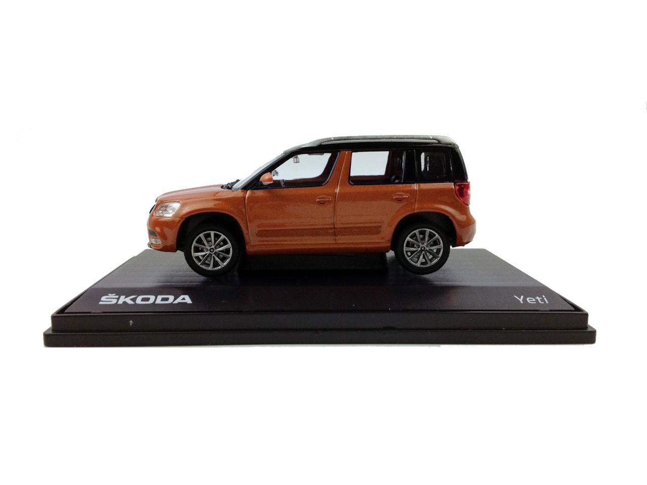 Skoda Yeti 1/43 Scale Diecast Model Car 7