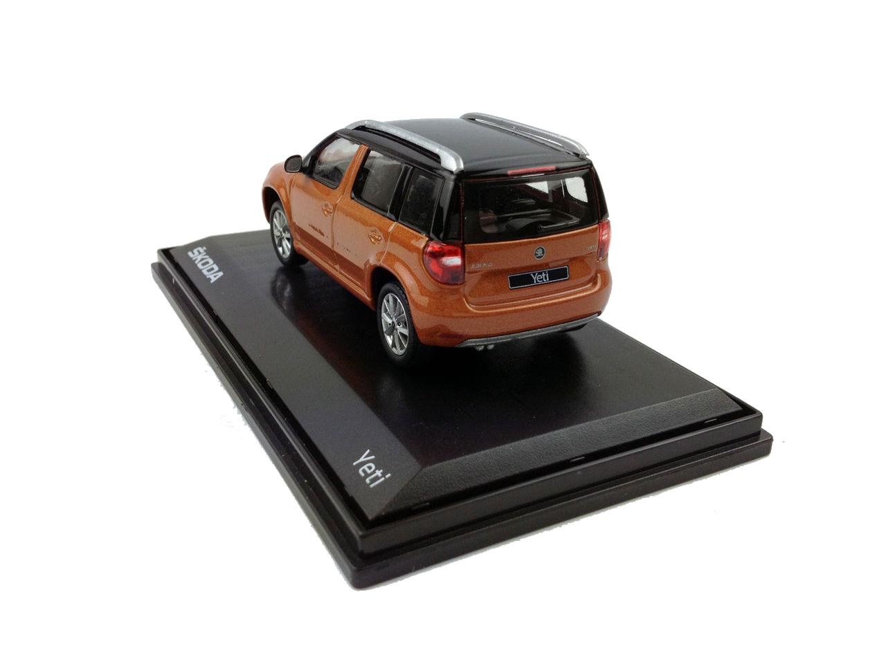 Skoda Yeti 1/43 Scale Diecast Model Car 8