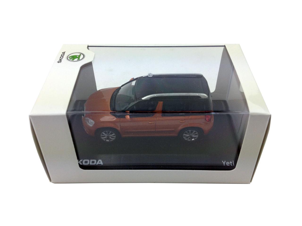Skoda Yeti 1/43 Scale Diecast Model Car 9