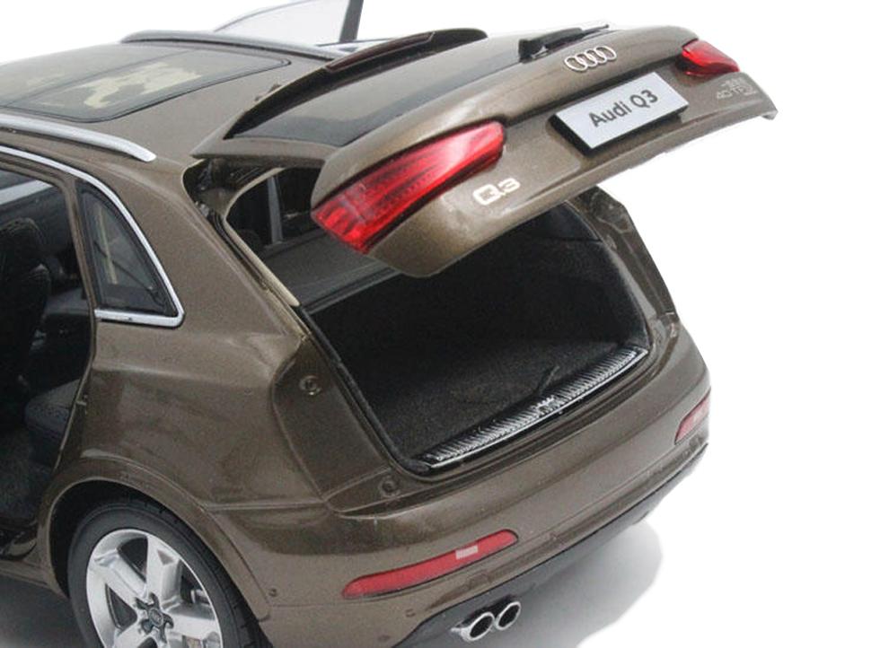 Audi Q3 2014 1/18 Scale Diecast Model Car Wholesale 8