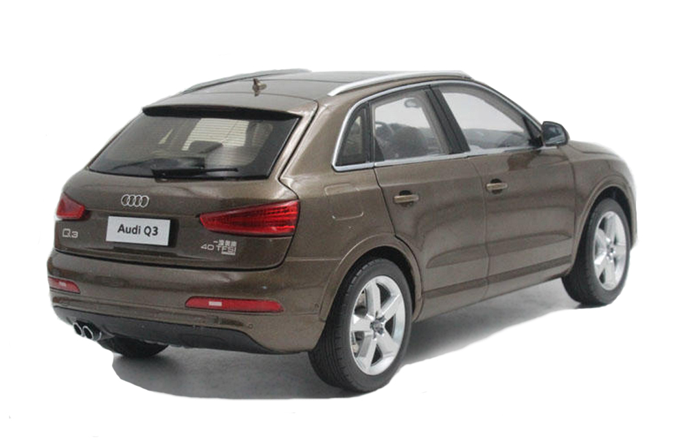 Audi Q3 2014 1 18 Scale Diecast Model Car Wholesale