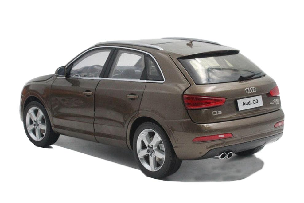 Audi Q3 2014 1/18 Scale Diecast Model Car Wholesale 5