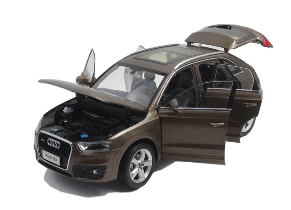 Audi Q3 2014 1/18 Scale Diecast Model Car Wholesale 6