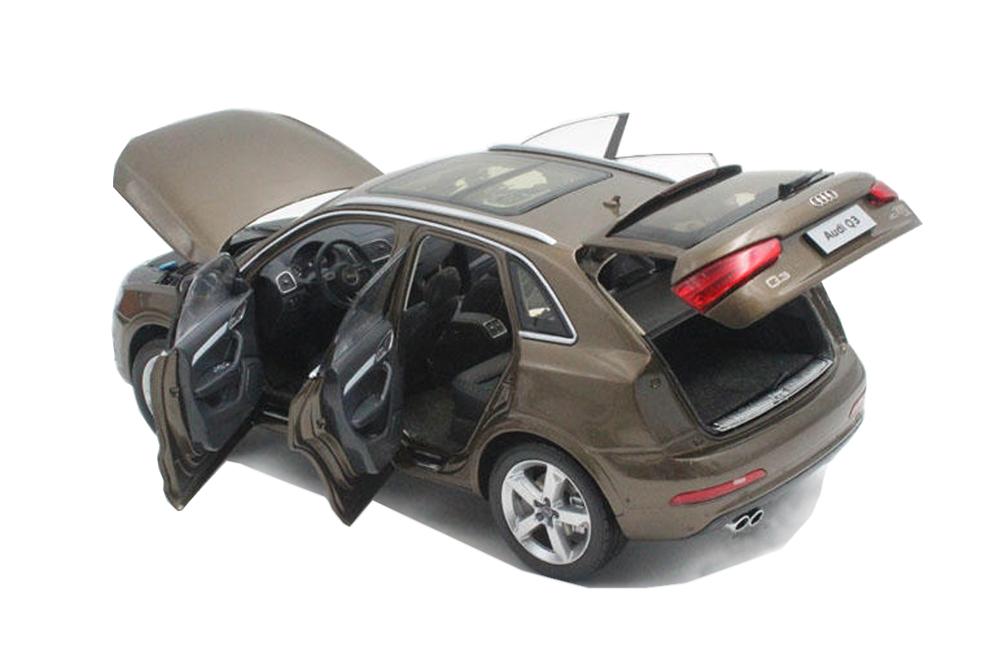Audi Q3 2014 1/18 Scale Diecast Model Car Wholesale 7