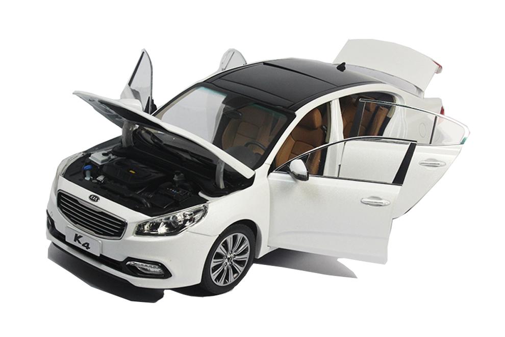 Kia K4 2014 1 18 Scale Diecast Model Car Paudi Model