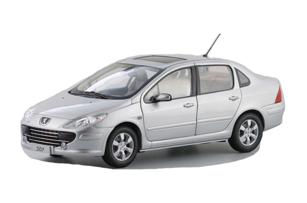 Peugeot 307 1/18 Scale Diecast Model Car Wholesale – Paudi ...